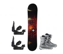 Snowboardpaket