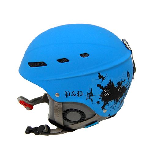 zolo helmet blue
