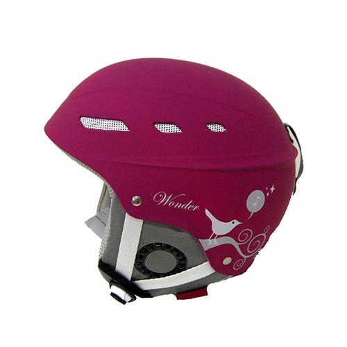 zolo helmet purple